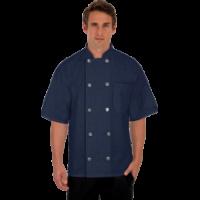 Униформа из джинсовой ткани